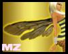 ~Mz~real Bee wings