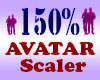 Resizer 150% Avatar