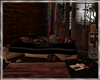 {L} Boho Couch