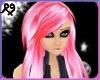 Pink Sakura Emo Hair