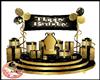 Birthday Throne