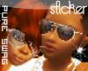 Chyna&Trapz Sticker
