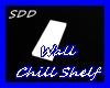 Wht Chill Shelf Board