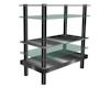 Steel & Glass Shelves