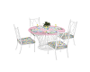 Easter Patio Set