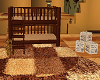 Nursery bunk beds