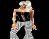 Black Top w/ Pinstripes