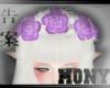 Pastel Rose Crown
