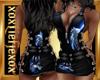 [L] WOLF Blue Dress F