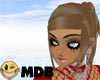 ~MDB~ BROWN CLASSY LACEY