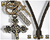 Cross Necklace M