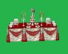 animated wedding table