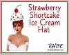 RHBE.StrawberryIceCrmHat