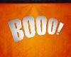 3d Booo! Sign