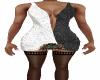 B/W NY20 Dress Short
