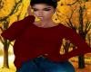 (VF) Wine Sweater