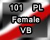 NEW Female Voice Box PL