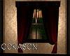 .:C:. Rose curtains