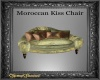 Moroccan Kiss Chair