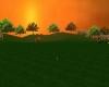 Sunset Rolling Hills