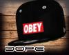 Obey Black Hat