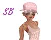SB* Tatii Pink Cap