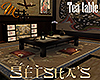 [M] Geisha's Tea table
