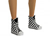 Checkers boots