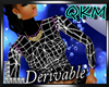 {QK}Adult Top Mesh