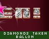 rm -rf Diamonds Taken -B