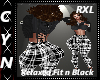 RXL Relaxed n Black Fit