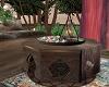 Boho Garden Table