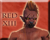 Red XIII Back Fur