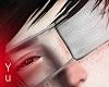 🆈 Eye Patch White