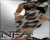 [NFA]gauze leopard