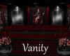 Red Vampire Wedding Hall