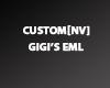 CSTMNV | GIGI'S EML rq