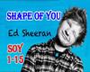 Shape Of You - Sheeran