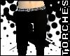 True Black Skinny Jeans