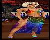 [W]Multicolored Bikini