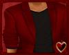 Te Red Leisure Jacket