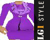 LG1 Church Dress PF