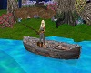 Boat Fishing Animated
