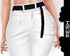 ! 3D Belt Jeans