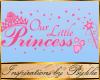 I~Princess wall decal