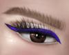 Doua eyeliner, blue.