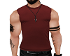 Red Sleeveless