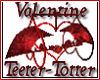 Valentine Teeter Totter