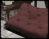 :VintagePlum Floor Seat