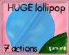[Y] Lollipop ~ Blueberry